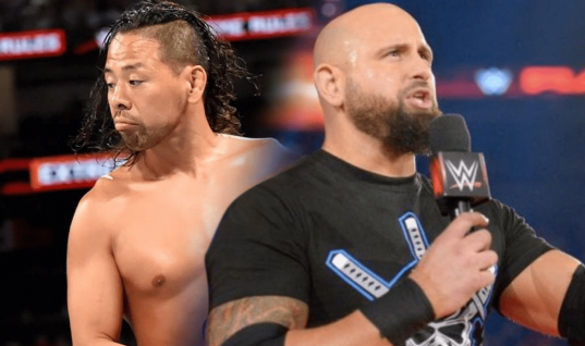 Karl Anderson Shares The Story Of Shinsuke Nakamura's Kindness And Generosity Towards Him