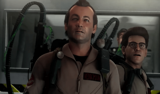 Dan Aykroyd Hypes Up Remastered Ghostbusters: The Video Game (w/Video)