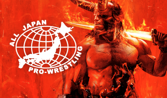 Hellboy Training For All Japan Pro Wrestling Debut (w/Videos)