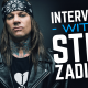 The 'Rules' According To Steel Panther; An Interview With Stix Zadinia