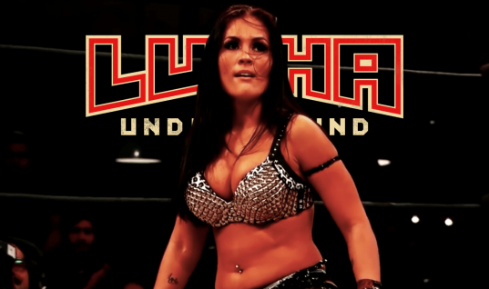Ivelisse Comments On Being Held Hostage By Lucha Underground Contract