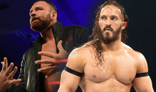 Jon Moxley Is Injured And Will Be Replaced By PAC At AEW's All Out