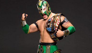 Kalisto Tweets (Then Deletes) When His WWE Contract Expires