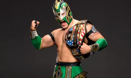Kalisto Tweets (Then Deletes) When His WWE Contract Expires