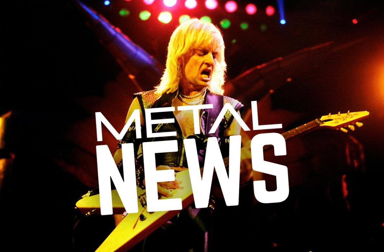 Former Judas Priest Guitarist K.K. Downing Returns to Stage at Bloodstock Festival