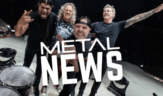 Metallica Donate $279K To Romanian Children's Hospital