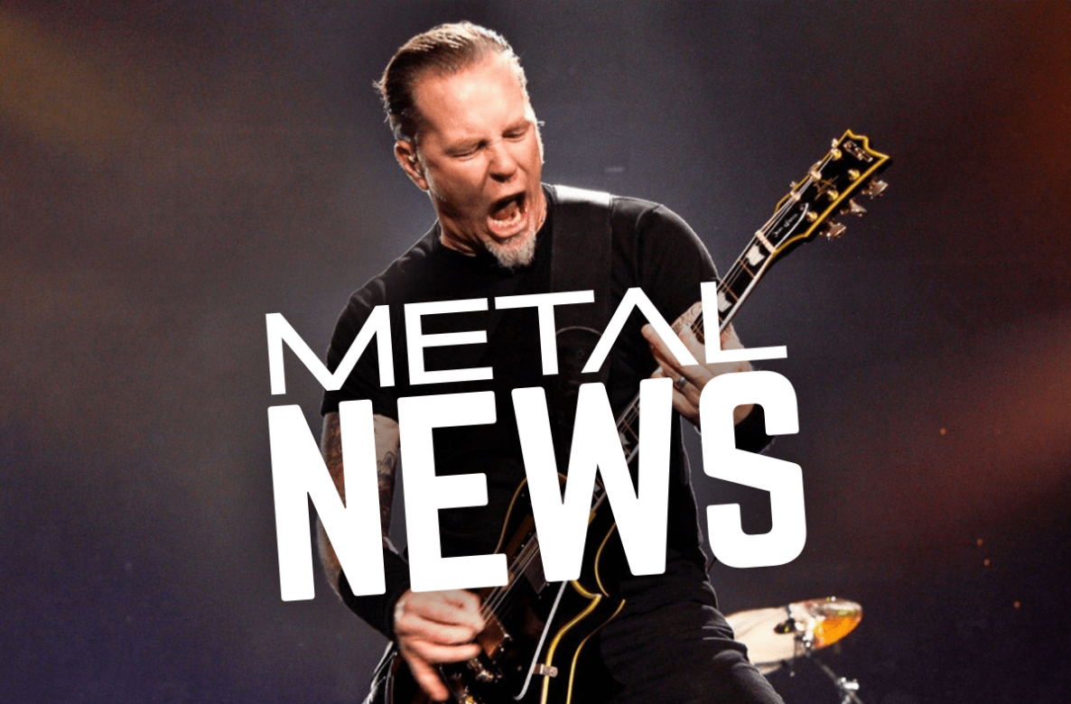"""James Hetfield Defends Lack of Bass on Iconic """"…And Justice for All"""" Album"""
