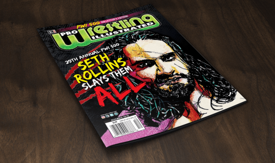 Seth Rollins #1 In The 29th Annual 'PWI 500'