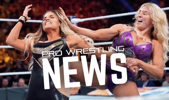 Trish Stratus Wrestles Her Last Match At SummerSlam 2019
