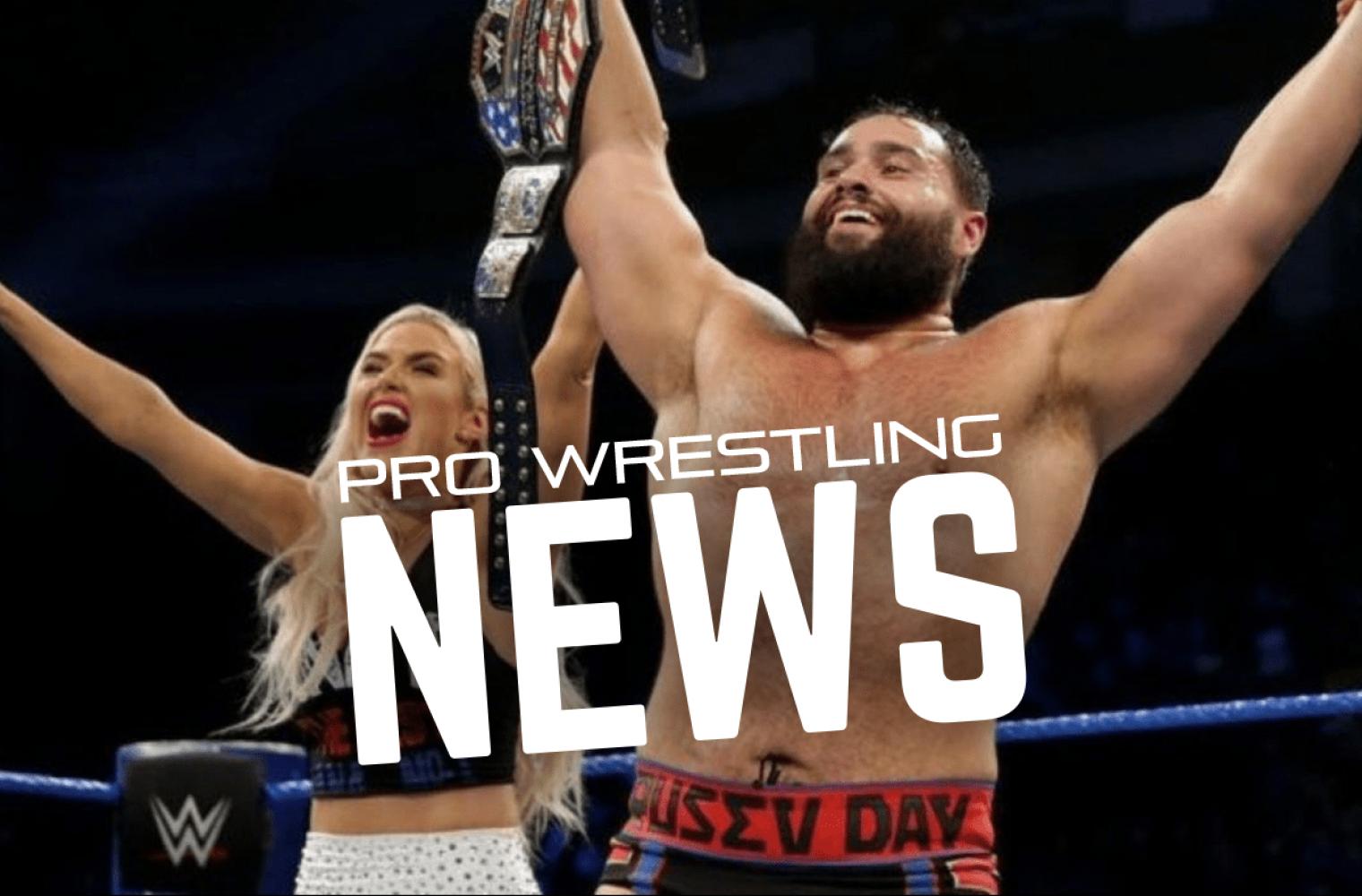 Rusev And Lana Taking A Break From WWE