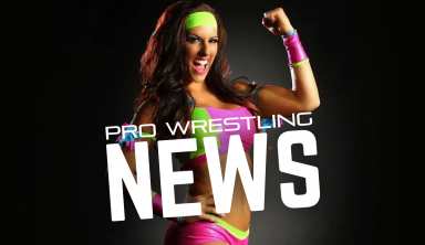 Santana Garrett Signs With WWE