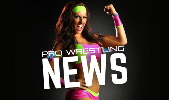 Santana Garrett Signs With WWE