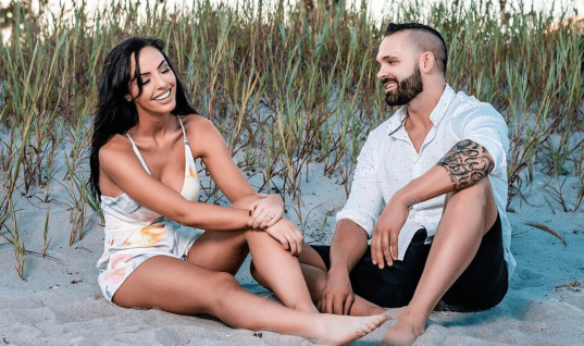 Shawn Spears And Peyton Royce Marry