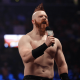 Sheamus Not Sure On WWE Future