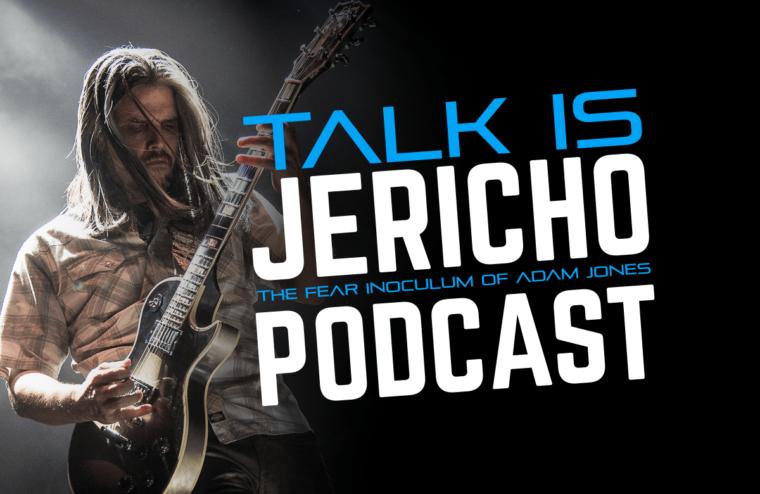 Talk Is Jericho – The Fear Inoculum Of Adam Jones