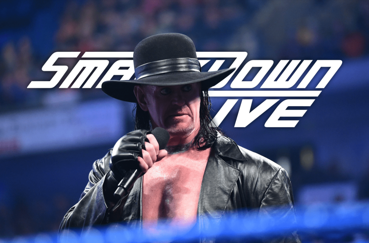 Undertaker Returning To SmackDown On Sept 10th From Madison Square Garden
