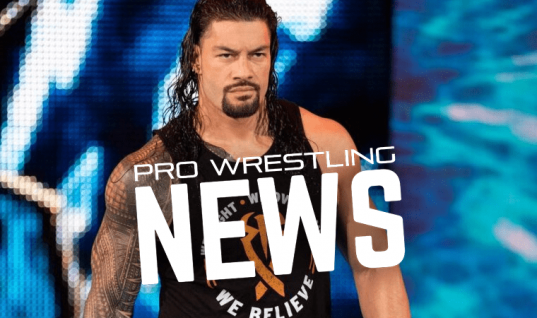 Roman Reigns Signs New WWE Contract