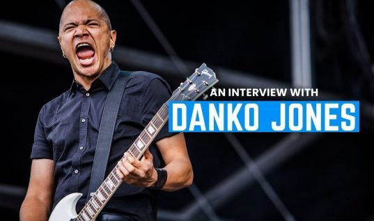 An Interview With Danko Jones