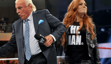 """To Be """"The Man"""" You Gotta Pay The Man! Ric Flair Threatens WWE With Lawsuit (w/Video)"""