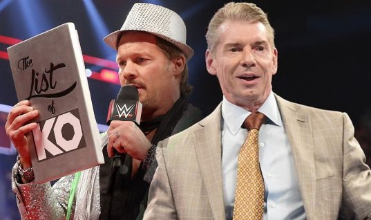 Chris Jericho Confirms Vince McMahon's WrestleMania 33 Insult Lead Him To Eventually Signing With AEW