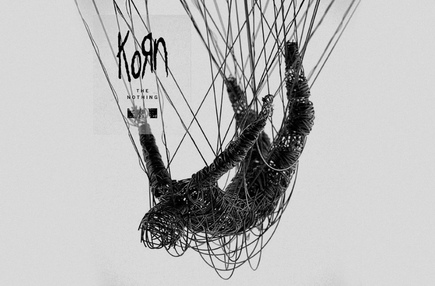 Listen To Track 8 From Korn's Upcoming Album 'The Nothing'