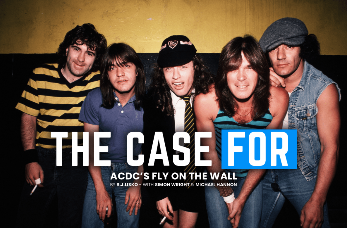"""The Case For: AC/DC's """"Fly On The Wall"""""""