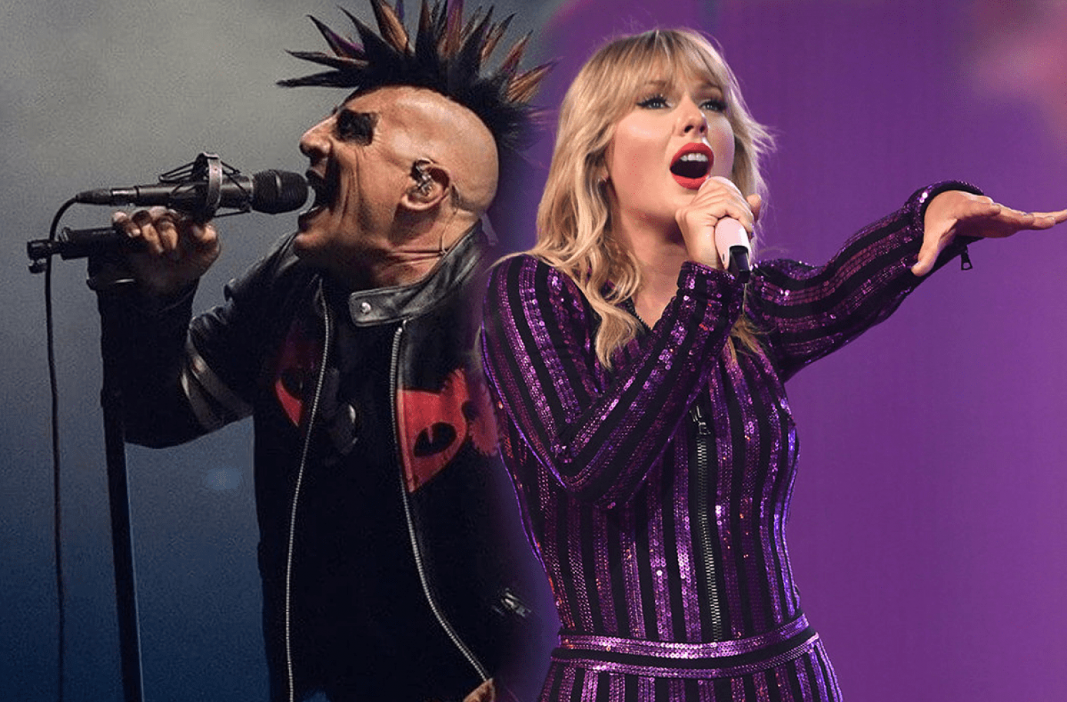 Tool's 'Fear Inoculum' Knocks Taylor Swift's 'Lover' Off The Billboard Album Charts #1 Spot