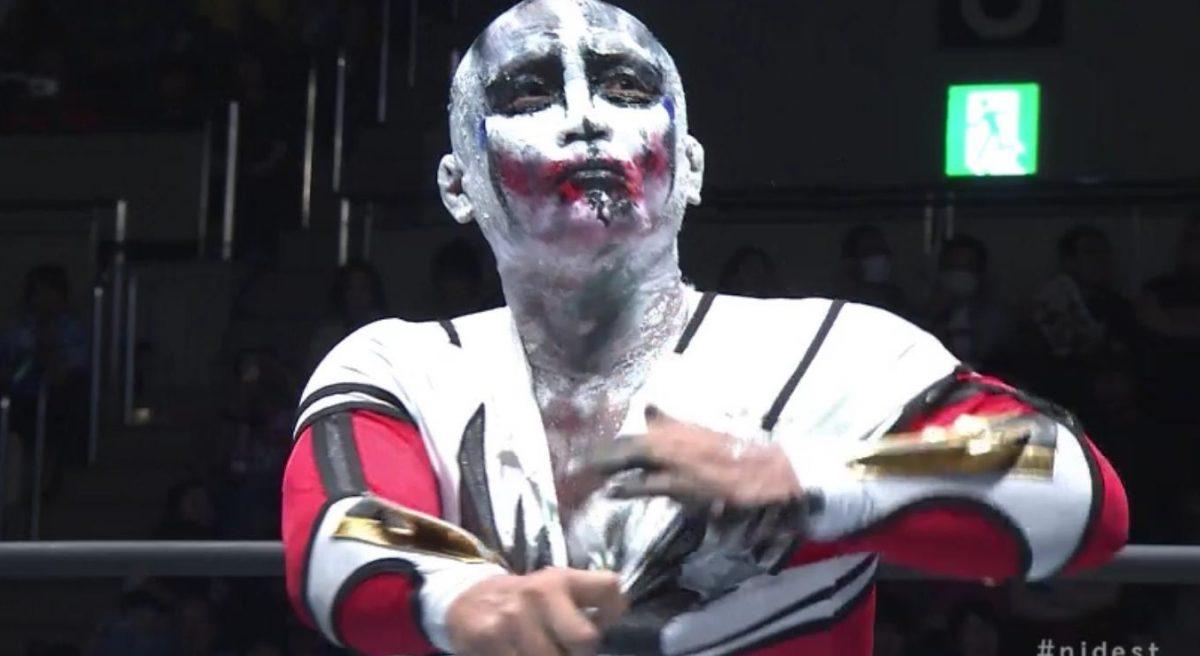 Kishin Liger Returns After Jushin 'Thunder' Liger Unmasks At New Japan Event (w/Video)