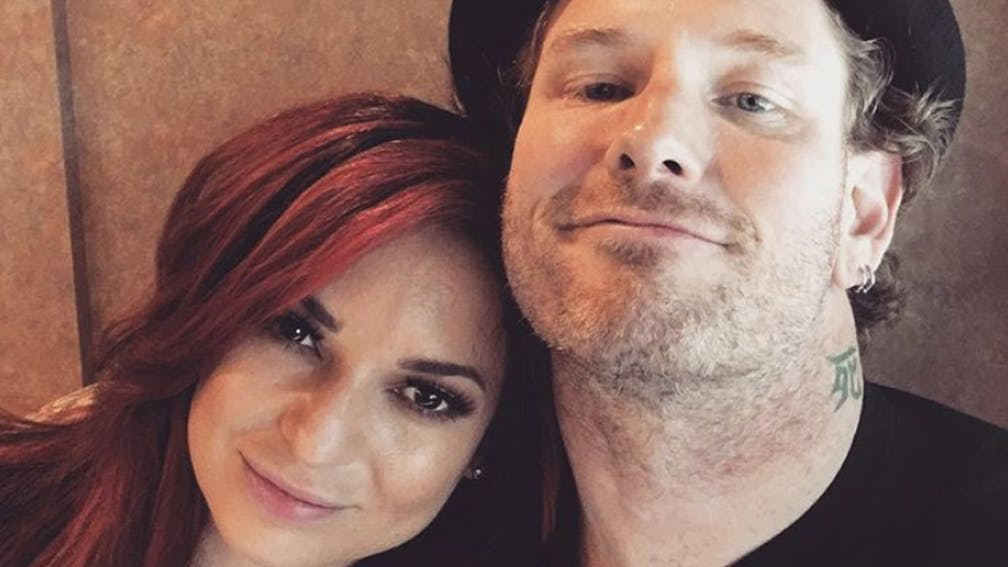 Slipknot's Corey Taylor Marries For Third Time