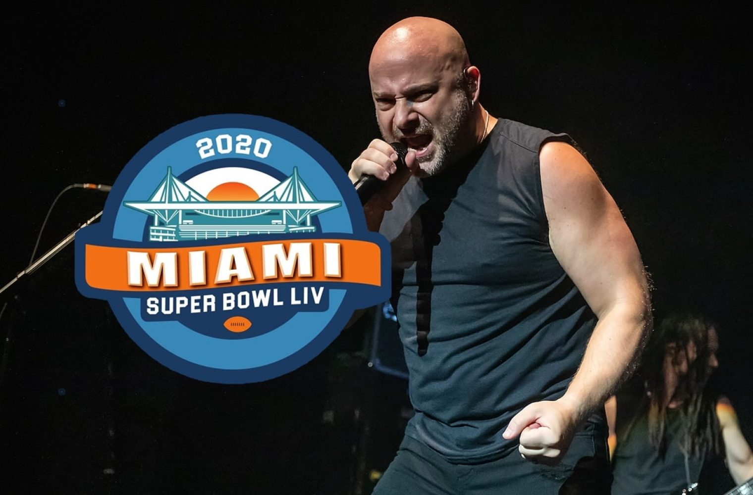 Disturbed's David Draiman Wants To Sing National Anthem At The Super Bowl
