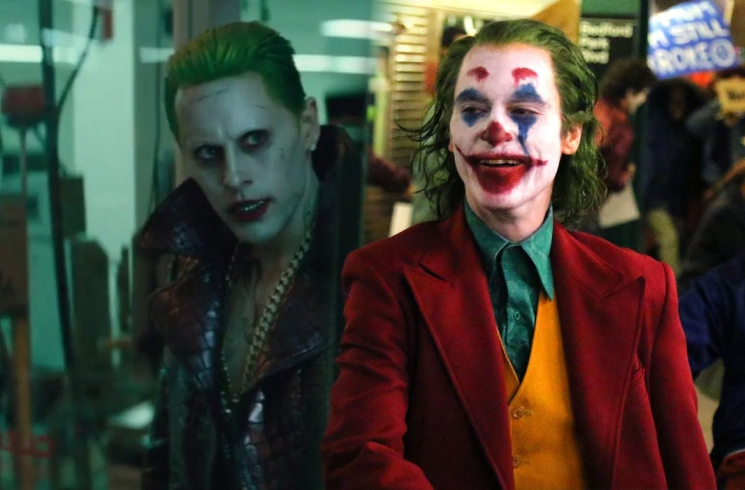 Jared Leto Tried To Stop 'Joker' Being Made