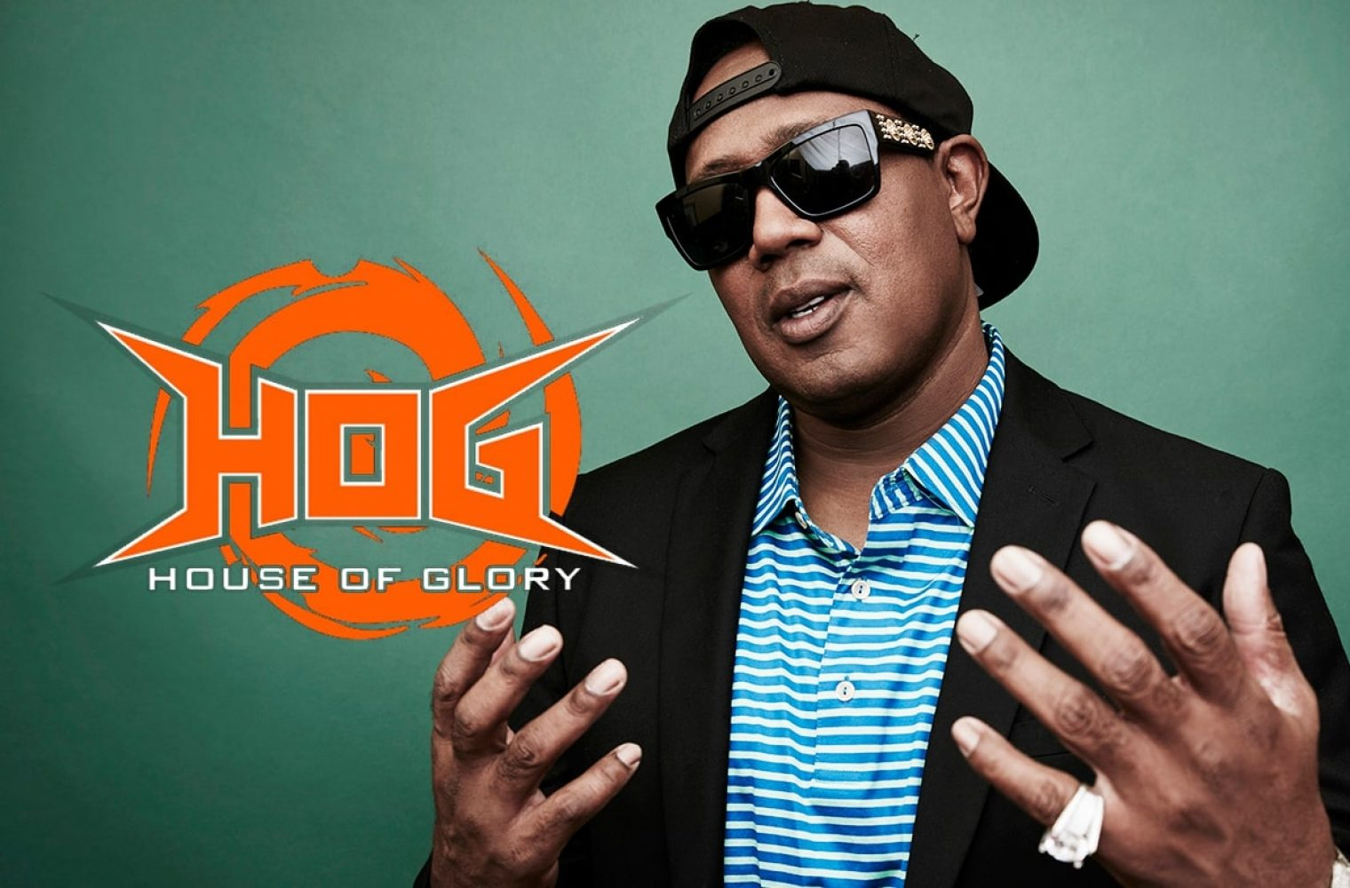 Master P Is Bringing Hip Hop To Pro Wrestling With House Of Glory