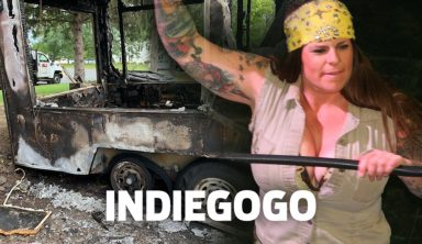 ODB Sets Up Indiegogo Campaign To Help Her Replace Food Truck That Burned Down