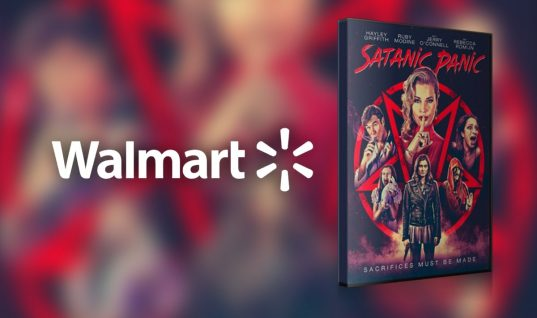Walmart Changes Name Of Horror Movie With Slipcover