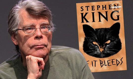 Stephen King Releasing Collection Of New Novellas Titled 'If It Bleeds'