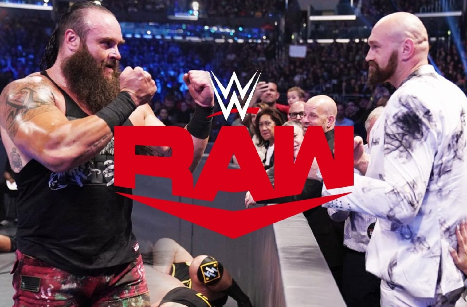 Tyson Fury To Appear On Raw (w/Video)