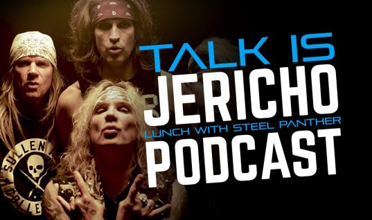 Talk Is Jericho: Lunch With Steel Panther