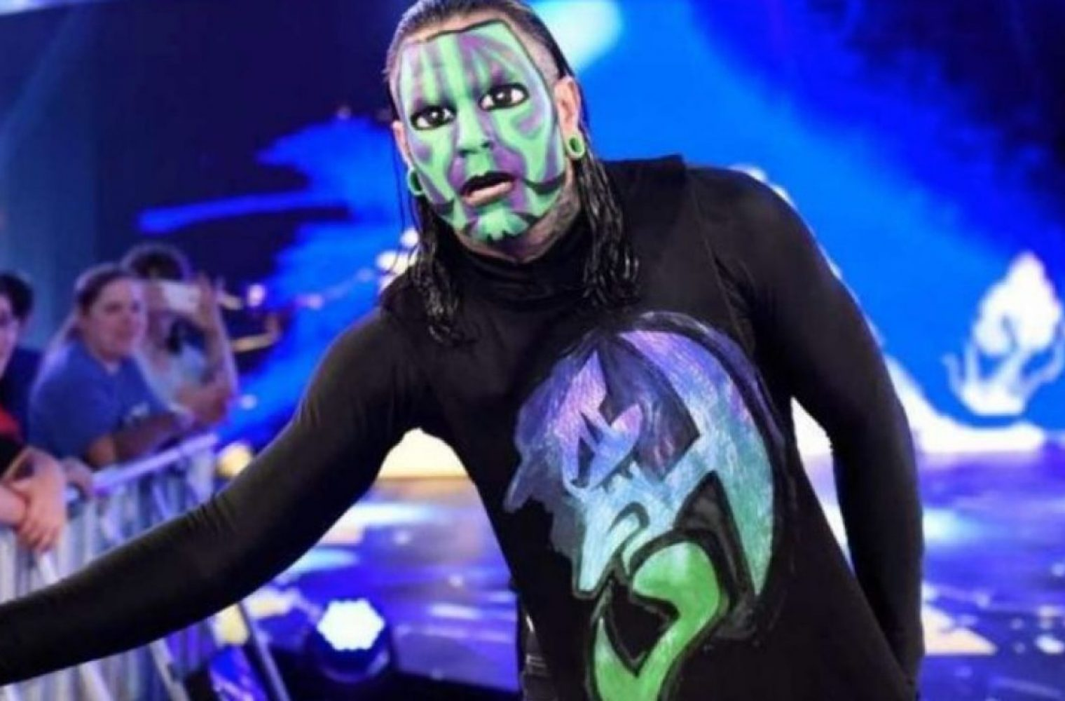 Jeff Hardy Arrested Yet Again
