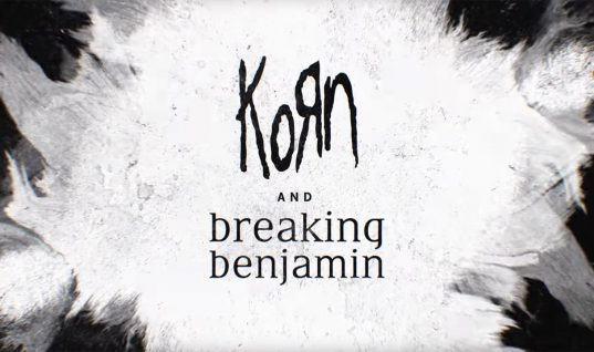 Korn And Breaking Benjamin Touring Together In 2020