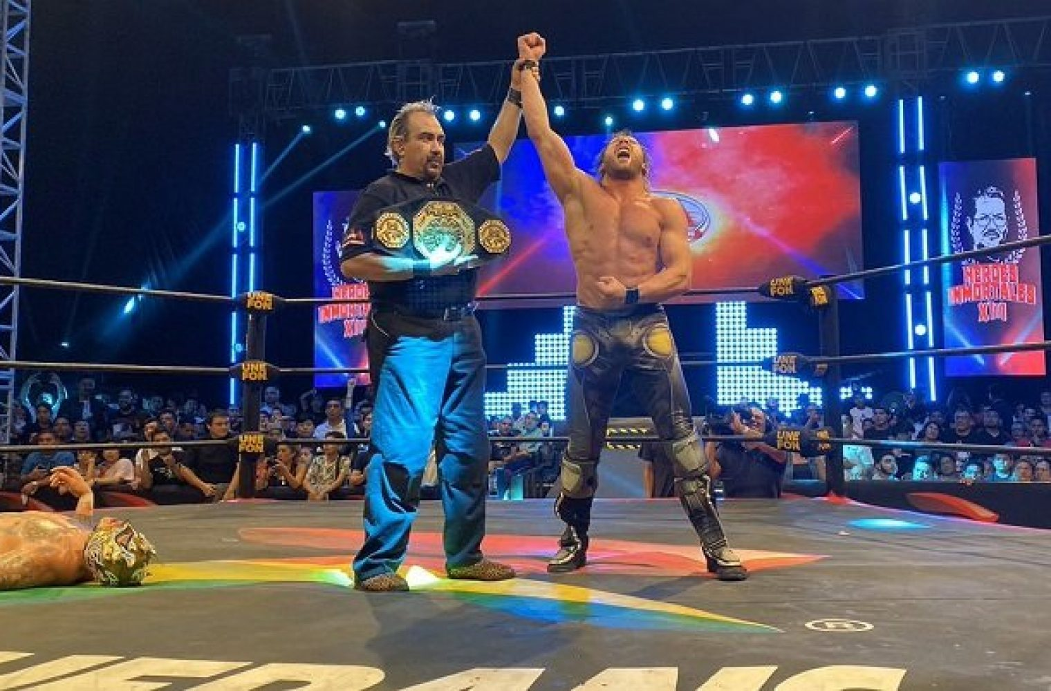 Kenny Omega Promises To Bring His Newly Won AAA Mega Championship To AEW (w/Video)
