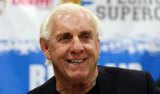 Ric Flair Has Been Medically Cleared To Get Physical Ahead Of Crown Jewel