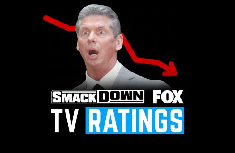 SmackDown Ratings Fall Massively From Last Weeks FOX Premiere