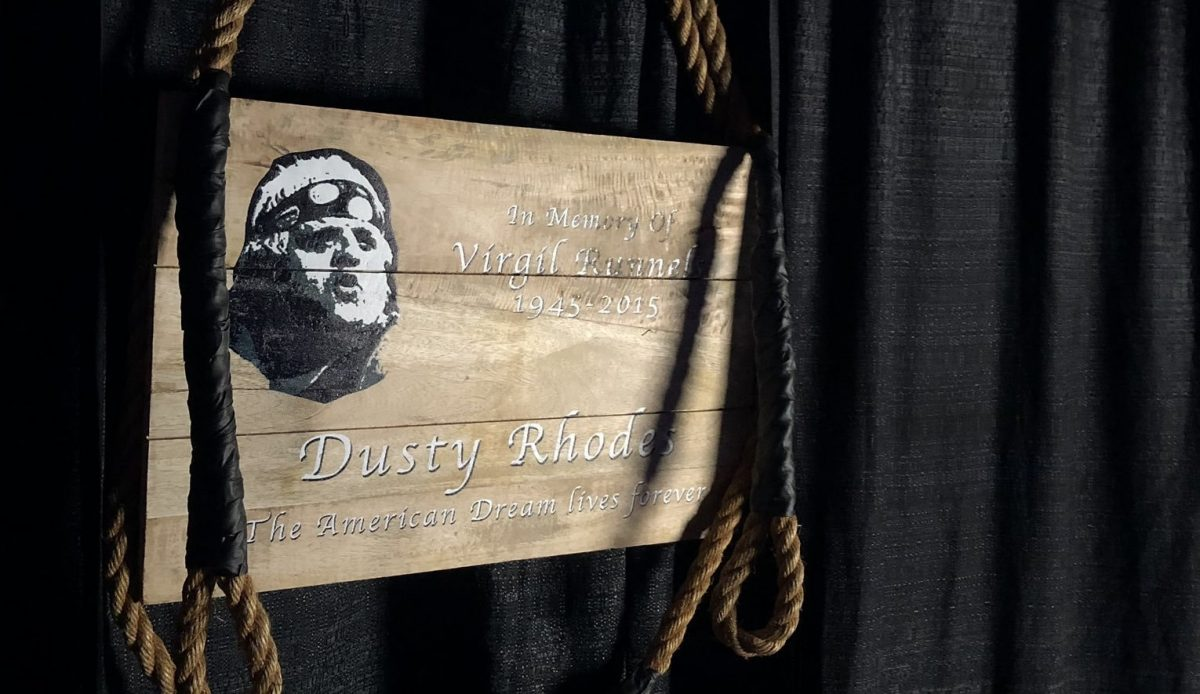 AEW Renames Their 'Go Position' In Honor Of Dusty Rhodes