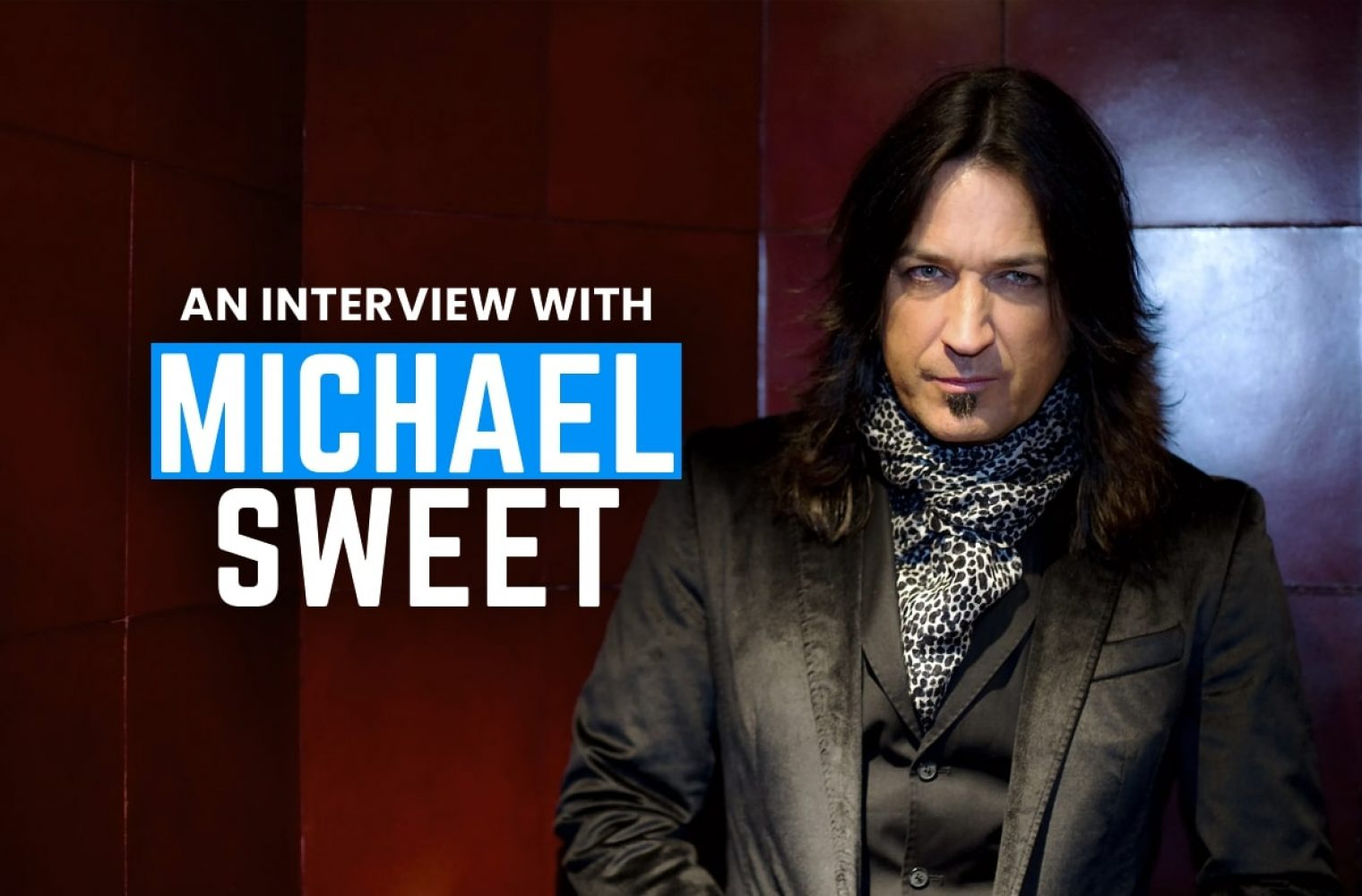 An Interview With Michael Sweet