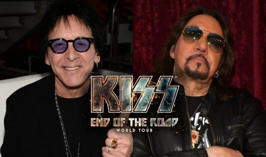 Peter Criss and Ace Frehley Contacted About Being Involved In Final Kiss Concert
