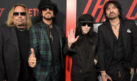 Mötley Crüe Will Tour Again In 2020 (w/Video)