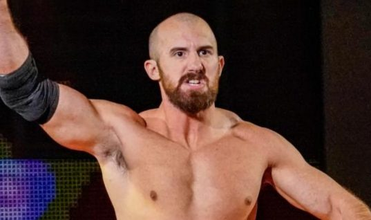 Oney Lorcan Has Requested WWE Release