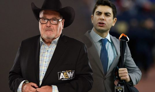 Jim Ross Credits Tony Khan For Saving His Life