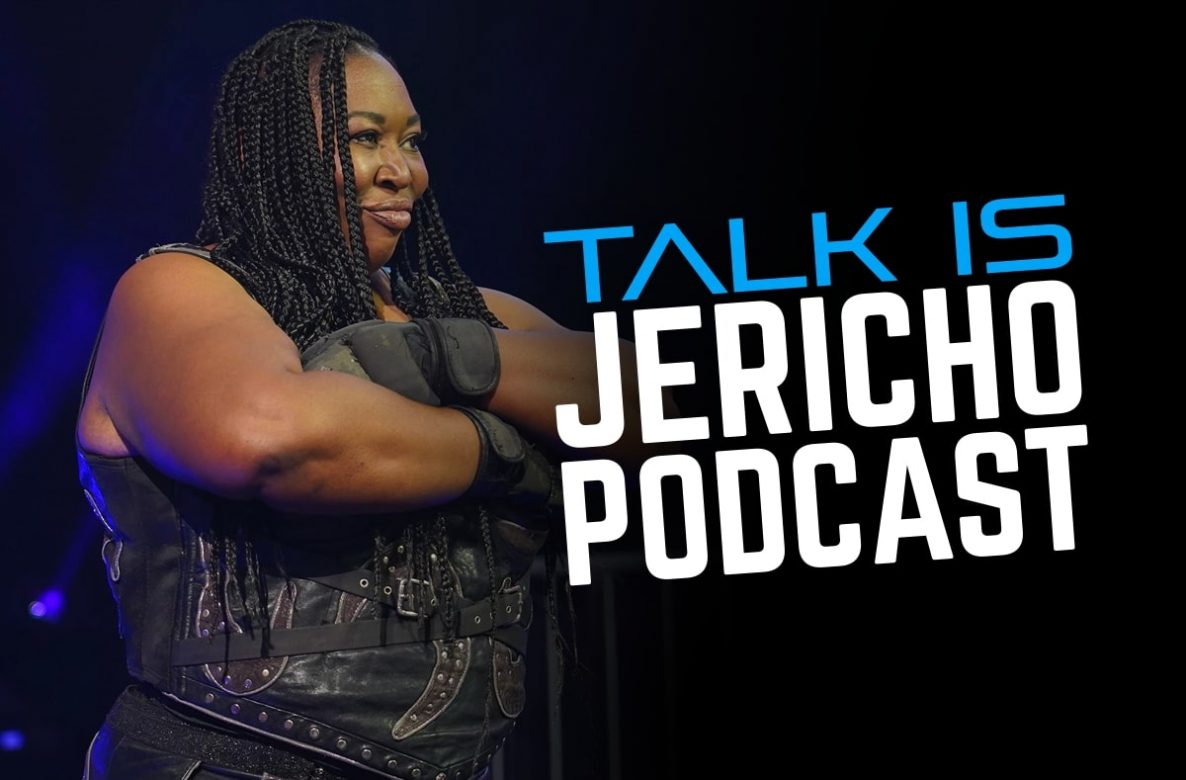 Talk Is Jericho: Awesome Kong GLOWS with AEW