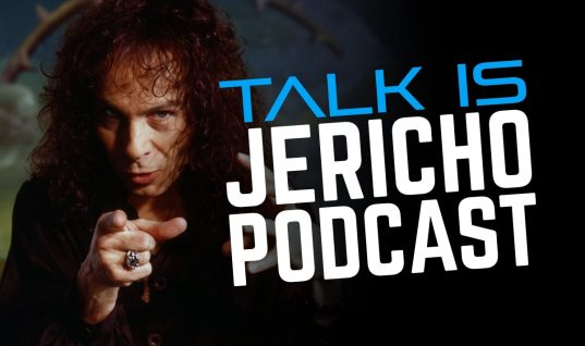 Talk Is Jericho: Holygram Diver – Ronnie James Dio Lives!